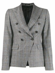 Tagliatore Alicya double-breasted blazer - Grey