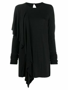 Rick Owens Lilies draped jumper - Black