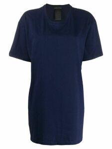 Barbara Bologna graphic print oversized T-shirt - Blue
