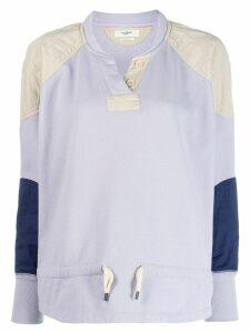 Isabel Marant Étoile Nifen sweatshirt - Blue