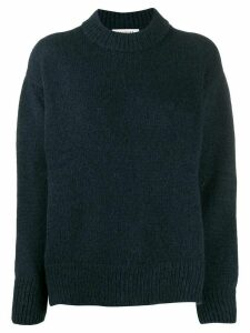 Masscob chunky knit sweater - Blue
