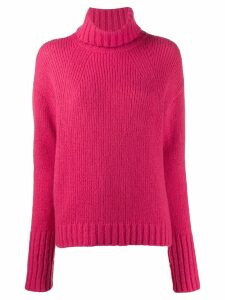 Philosophy Di Lorenzo Serafini turtleneck sweater - Pink