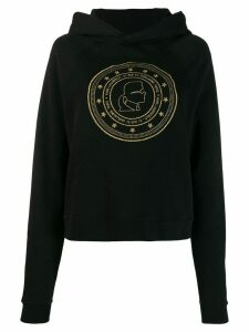 Karl Lagerfeld Karl's Treasure hoodie - Black