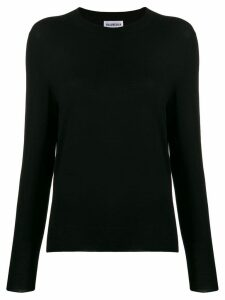 Balenciaga BB intarsia sweater - Black