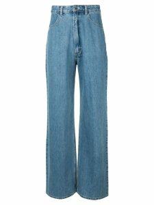 Ground Zero wide-leg jeans - Blue