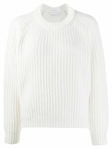 Christian Wijnants Kora ribbed jumper - White