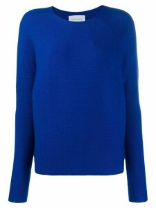 Christian Wijnants Kopa knitted jumper - Blue