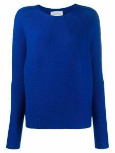 Christian Wijnants Kopa knitted jumper - Blue