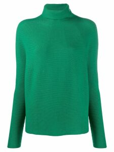 Christian Wijnants Kolkata roll neck - Green