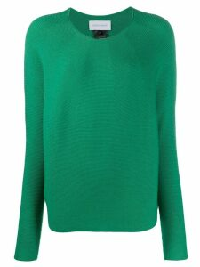 Christian Wijnants Kopa knitted jumper - Green