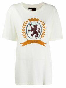 Hilfiger Collection logo print T-shirt - White