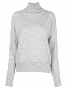Autumn Cashmere long sleeve jumper - Grey