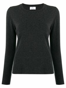 Allude cashmere crew-neck jumper - Grey