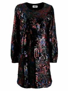 Essentiel Antwerp sequinned mini dress - Black