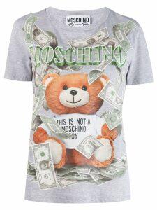 Moschino Teddy Bear T-shirt - Grey