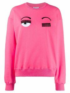 Chiara Ferragni Flirting sweatshirt - Pink