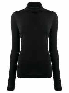 Joseph turtleneck jumper - Black