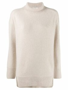 Vince roll neck jumper - NEUTRALS