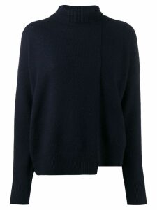 Vince roll neck jumper - Blue