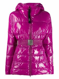 Pinko padded jacket - PURPLE