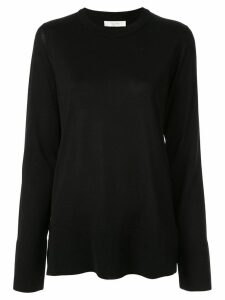 The Row Margo long-sleeved blouse - White