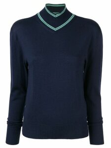 Maggie Marilyn Make A Difference jumper - Blue