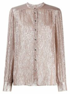Indress long sleeve blouse - NEUTRALS