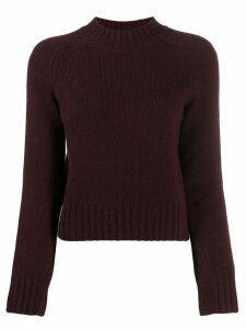 Vince cashmere jumper - Red
