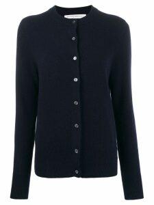 Extreme Cashmere cashmere blend cardigan - Blue