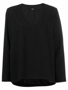 Sly010 v-neck sweatshirt - Black