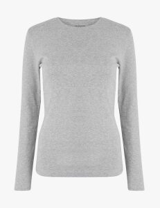M&S Collection Pure Cotton Regular Fit T-Shirt