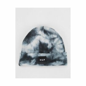 HUF Frost Wash Beanie - Black (One Size Only)