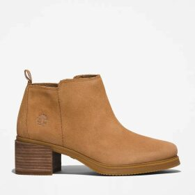 Timberland 6 Inch Shearling Boot For Women In Yellow Yellow, Size 7.5