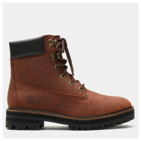 Timberland London Square 6 Inch Boot For Women In Brown Brown, Size 8