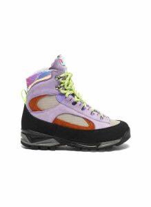 'Civetta' chunky outsole colourblock hiking boots
