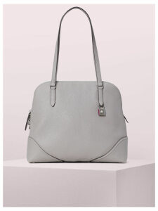 Carolyn Large Shoulder Bag - True Taupe - One Size