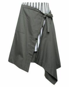 MONSE SKIRTS 3/4 length skirts Women on YOOX.COM