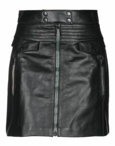 TRUSSARDI JEANS SKIRTS Mini skirts Women on YOOX.COM