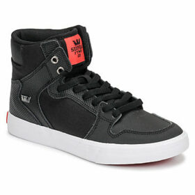 Supra  VAIDER  women's Shoes (High-top Trainers) in Black