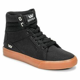 Supra  ALUMINIUM  women's Shoes (High-top Trainers) in Black
