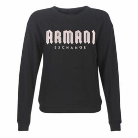Armani Exchange  6GYM01-YJE5Z-6227  women's Sweatshirt in Black
