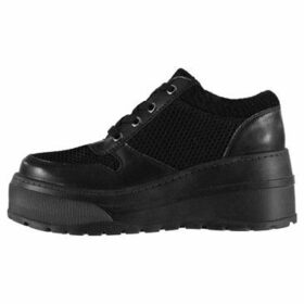 Rocket Dog  Cosmic Pltfrm  women's Shoes (Trainers) in Black
