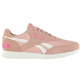 Reebok Sport  Classic Jogger 2 Ladies Trainers  women's Shoes (Trainers) in Pink