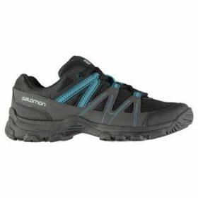 Salomon  Watson Low Ladies Walking Shoes  women's Walking Boots in Grey