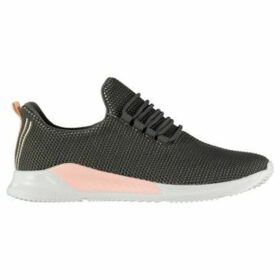 Fabric  Revel Run Ladies Trainers  women's Running Trainers in Grey