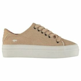 Rocket Dog  Milkyway Cnvs  women's Shoes (Trainers) in Pink