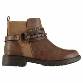 Soulcal  Bailey Ladies Boots  women's Mid Boots in Brown