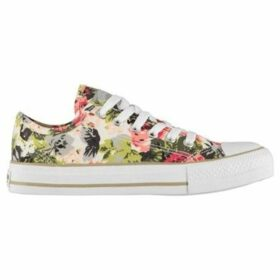 Soulcal  Canvas Low Ladies Shoes  women's Shoes (Trainers) in Other