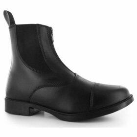 Requisite  Darwen Jodhpur Boots  women's Mid Boots in Black