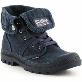 Palladium  Pallabrouse Baggy 92478-427-M  women's Shoes (High-top Trainers) in Blue